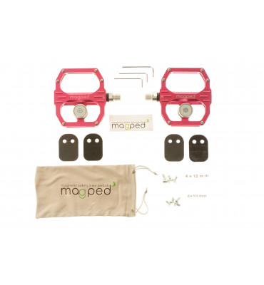 magped Pedalen Sport 2 150N pink
