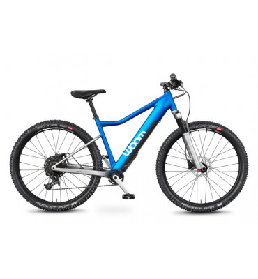 """Woom 6 UP E-Bike 26"""" blau"""