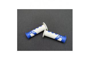 Griffe Moto Cross 922X blau/weiss